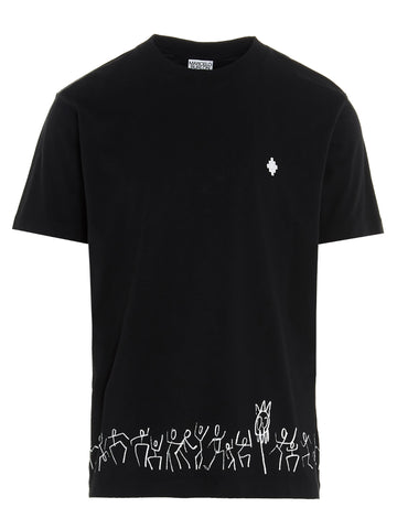 Marcelo Burlon County Of Milan Tribe T-Shirt