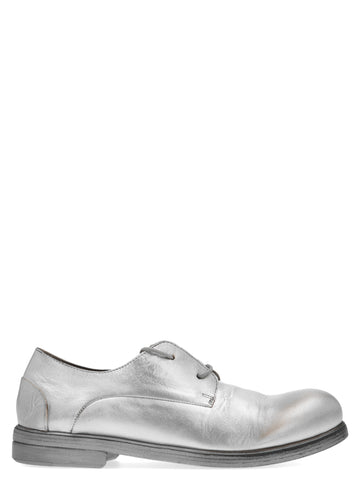 Marsèll Metallic Lace Up Shoes
