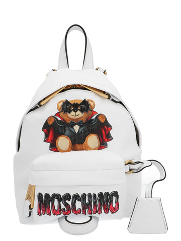 Moschino Teddy Dollar Backpack