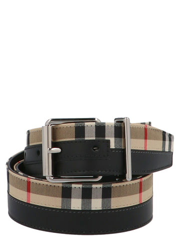 Burberry Vintage Check Belt