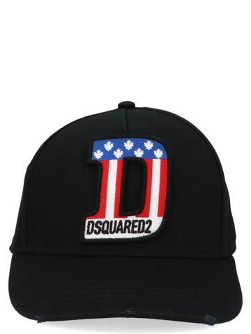 Dsquared2 Patch Logo Cap