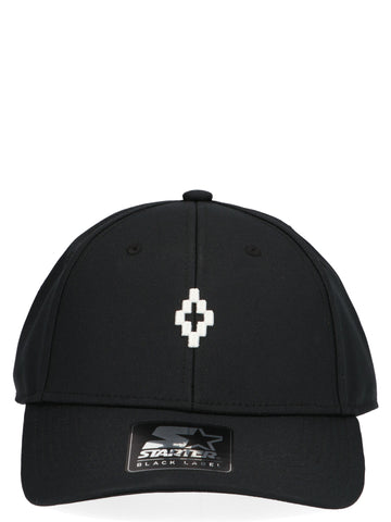 Marcelo Burlon County of Milan Logo Cap