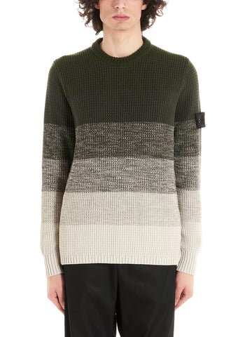 Stone Island Shadow Project Gradient Sweater
