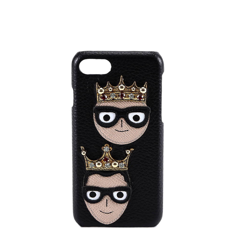 Dolce & Gabbana Studded Motif iPhone 7 Case
