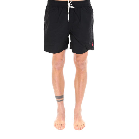 Polo Ralph Lauren Classic Logo Embroidered Swim Shorts