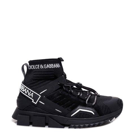 Dolce & Gabbana Sorrento Sock Sneakers