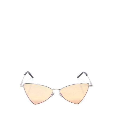 Saint Laurent Eyewear Geometric Frame Sunglasses
