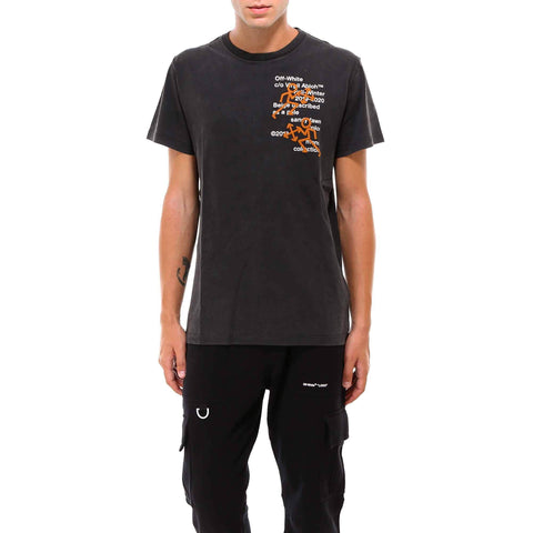 Off-White Pictogram Logo Print T-Shirt
