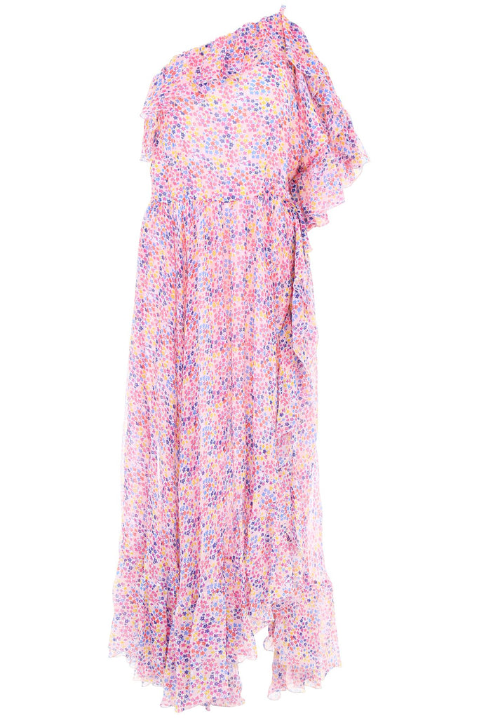 Philosophy Di Lorenzo Serafini Asymmetric Maxi Dress
