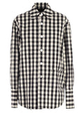 Helmut Lang Gingham Check Shirt