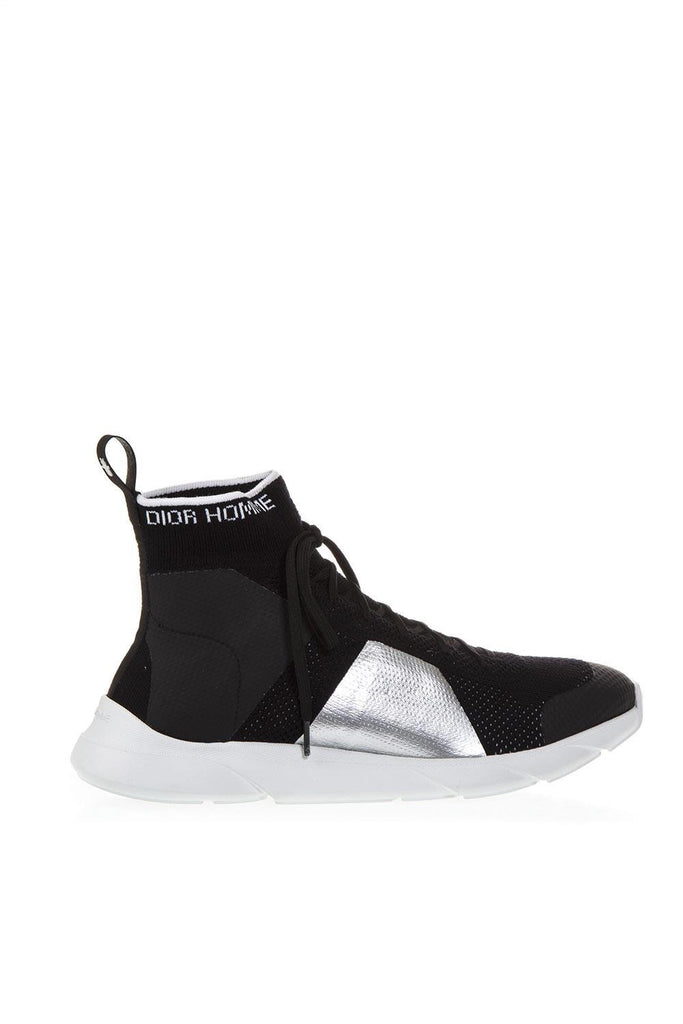 Dior Homme High Top Sock Sneakers