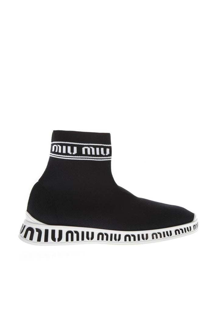 Miu Miu Sock Sneakers