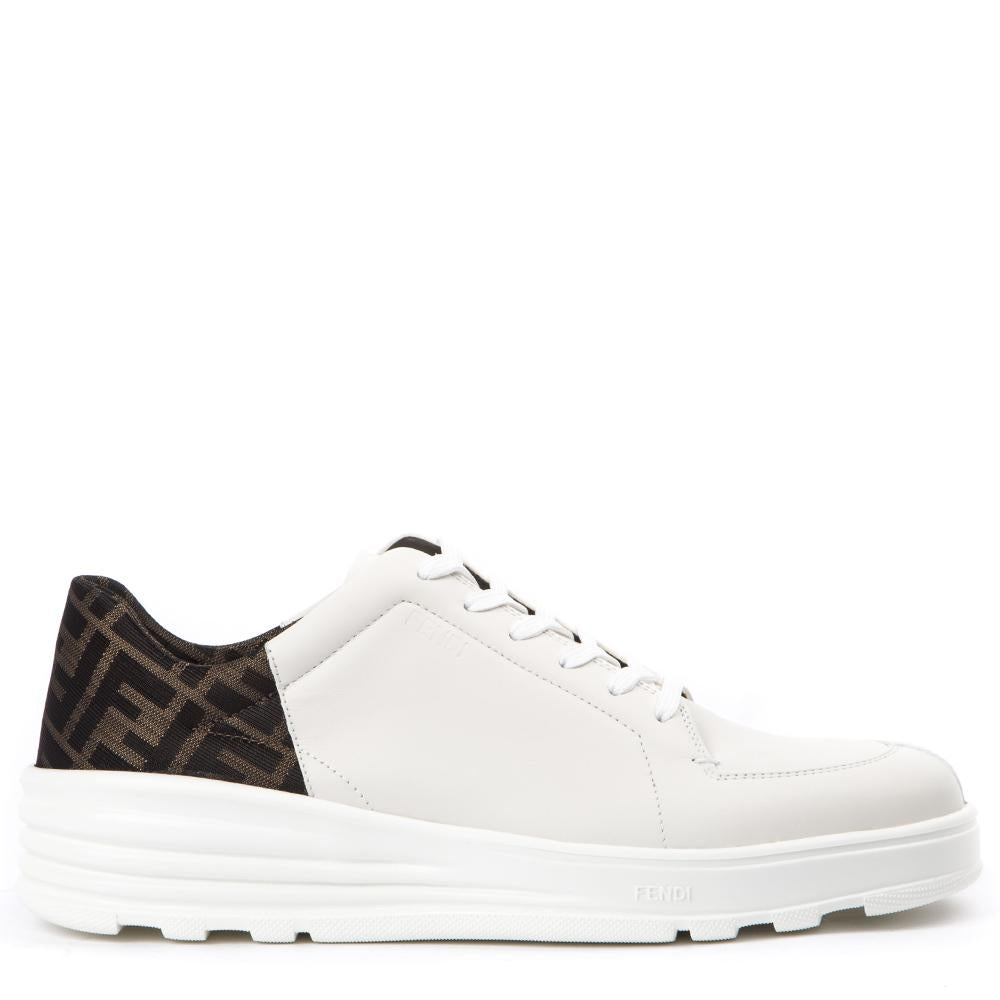 Fendi FF Monogram Detail Sneakers