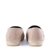 Saint Laurent Monogram Embossed Espadrilles