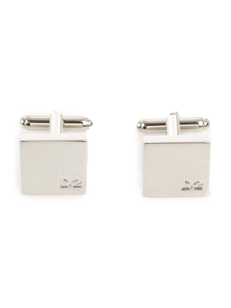 Dsquared2 Brass Square Cufflinks