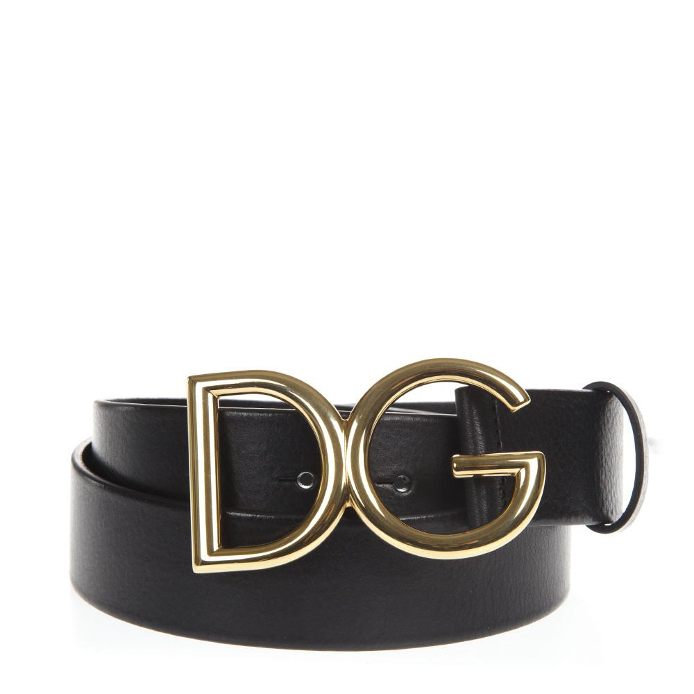 Dolce & Gabbana DG Buckled Belt