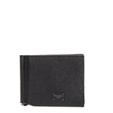 Dolce & Gabbana Money Clip Wallet