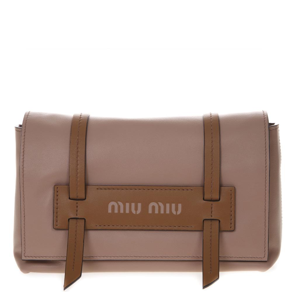 Miu Miu Grace Lux Crossbody Bag