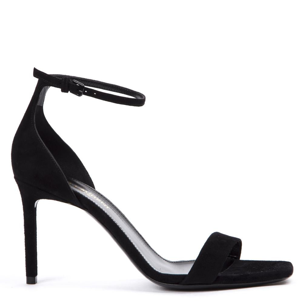 Saint Laurent Amber Heeled Sandals