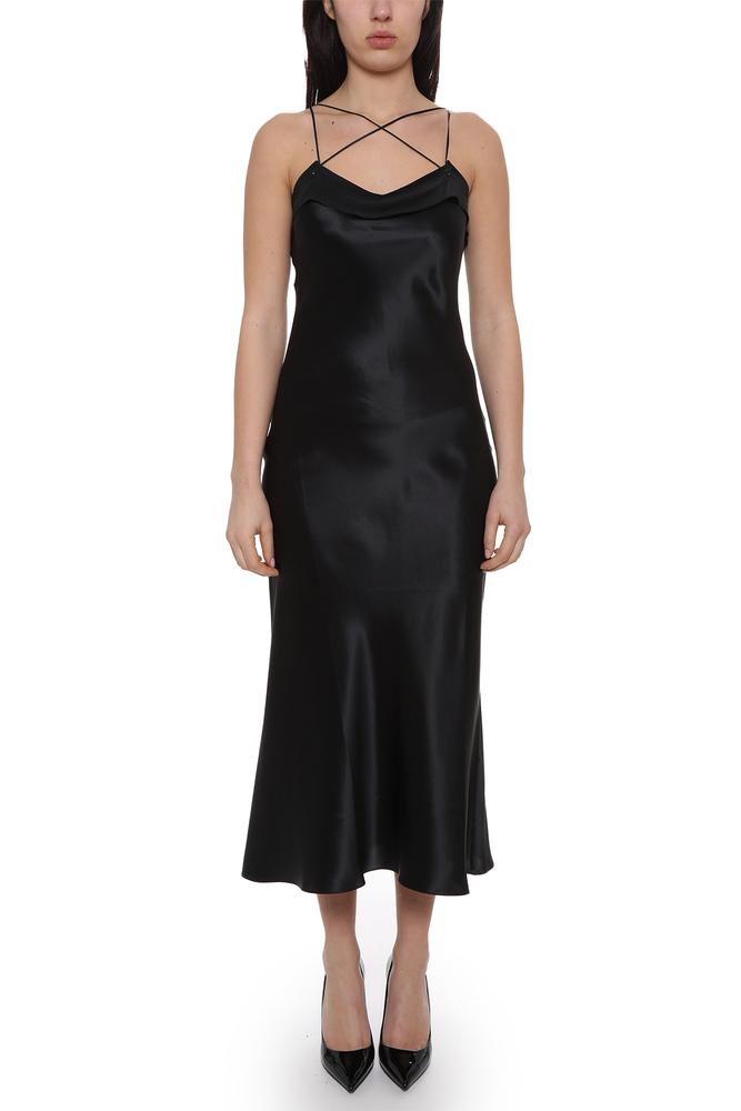 Maison Margiela Slip Midi Dress