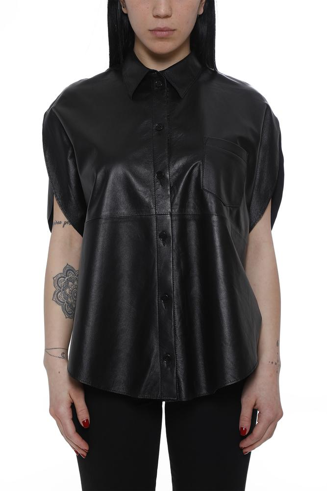Mm6 Maison Margiela Button-Front Shirt