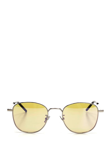 Saint Laurent Eyewear Round Frame Sunglasses
