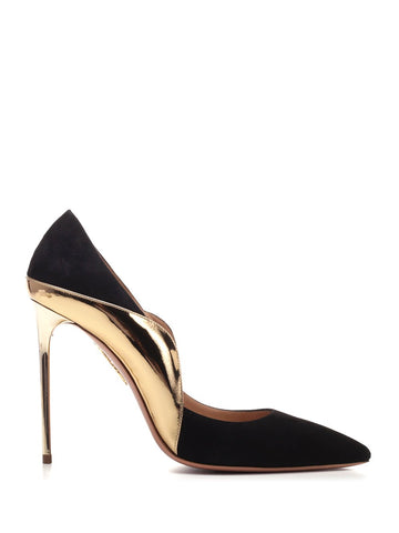 Aquazzura Suave Pumps