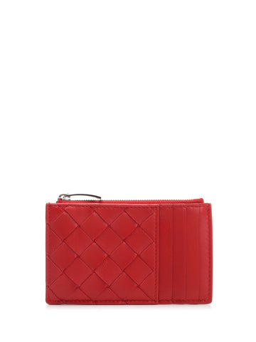 Bottega Veneta Zipped Cardholder