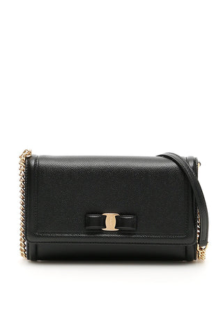 Salvatore Ferragamo Vara Mini Crossbody Bag