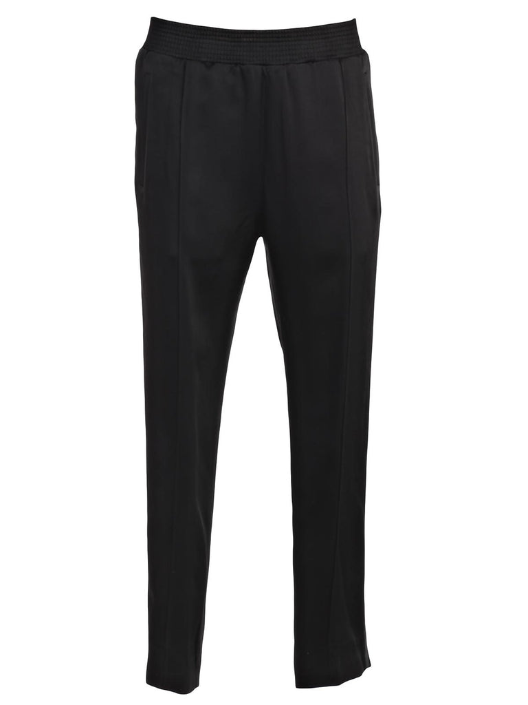 Haider Ackermann Elasticated Waist Cropped Trousers