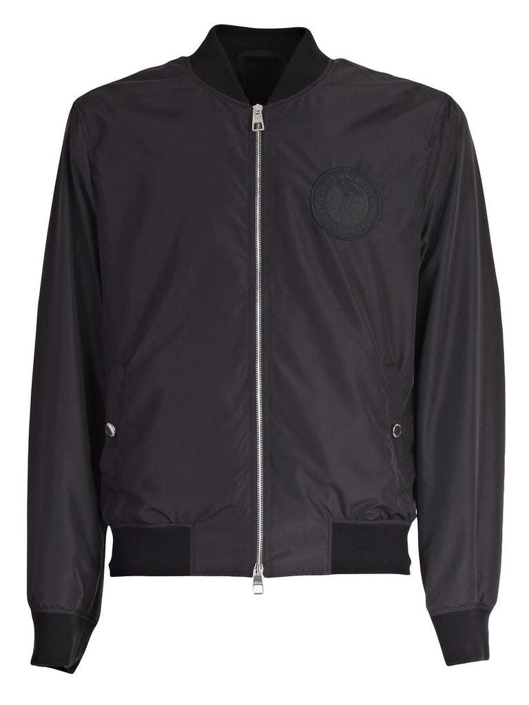 Versace Collection Medusa Bomber Jacket