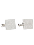 Prada Logo Plaque Cufflinks