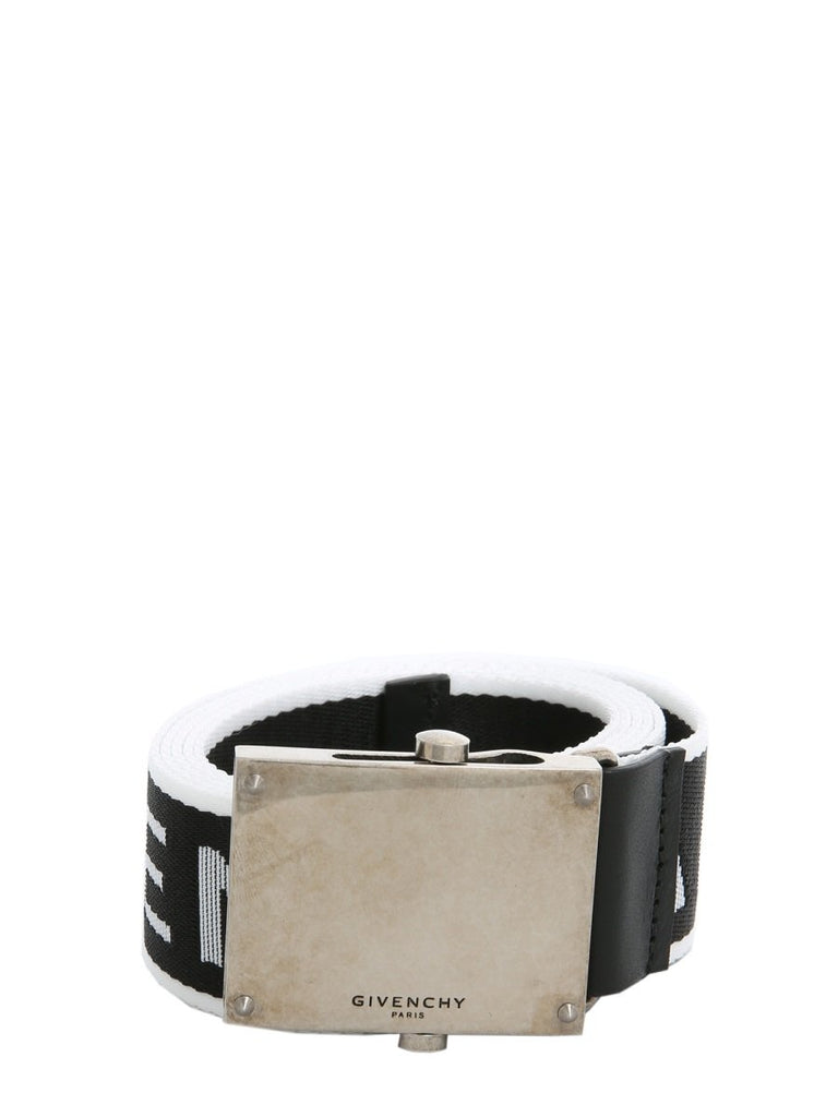 Givenchy Grosgrain Buckle Belt