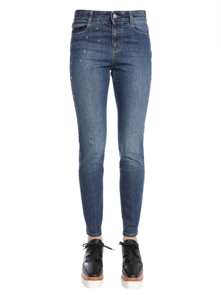 Stella McCartney High-Waist Jeans