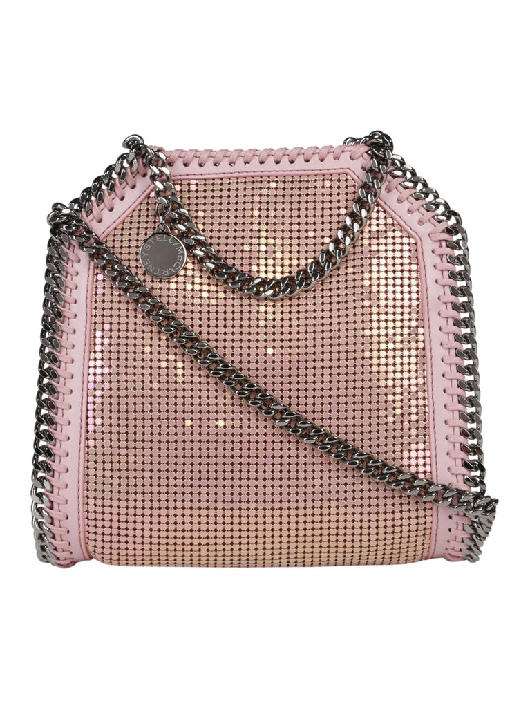 Stella McCartney Mini Mesh Falabella Shoulder Bag