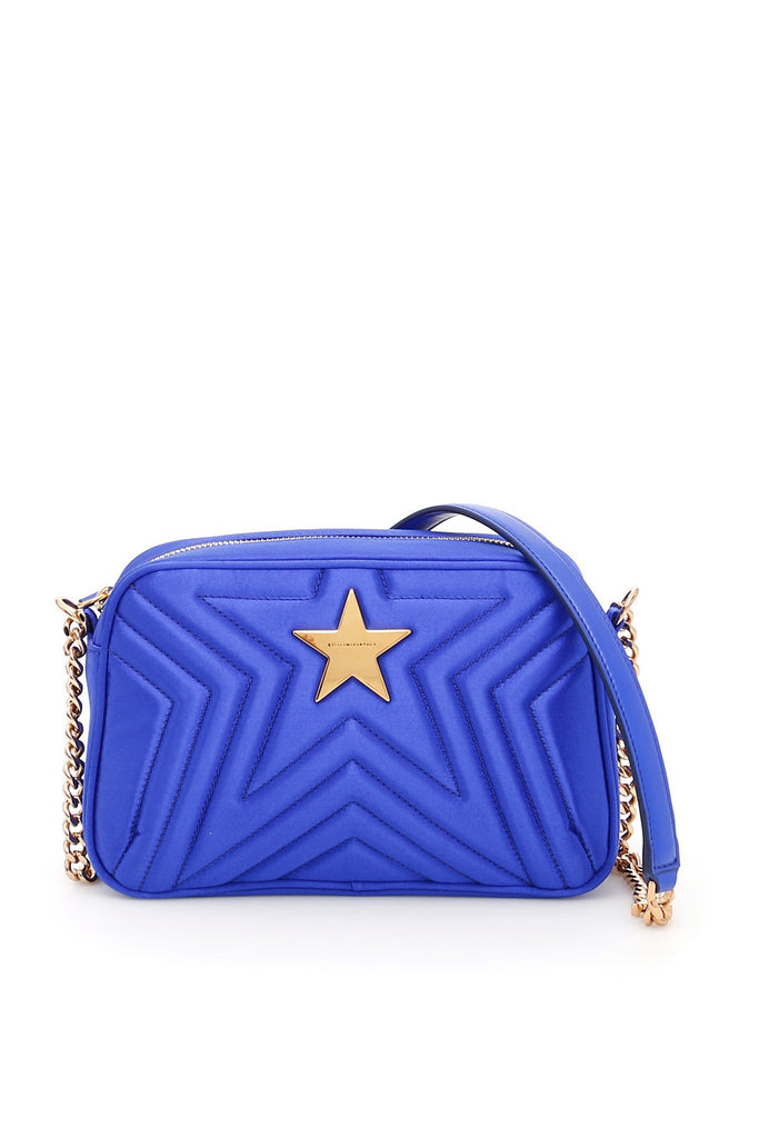 Stella McCartney Star Quilted Chain Bag