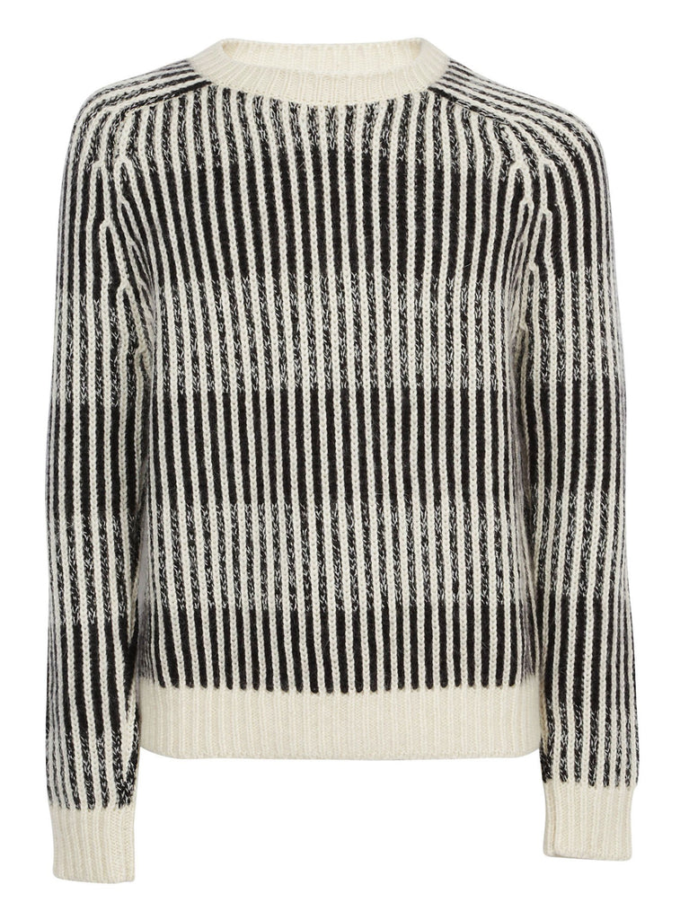 Saint Laurent Braided Pullover