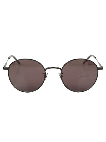 Saint Laurent Eyewear Round Framed Sunglasses