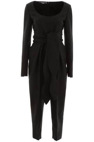 Stella McCartney Front Tie Jumpsuit