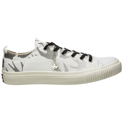McQ Alexander McQueen Swallow Print Low-Top Sneakers