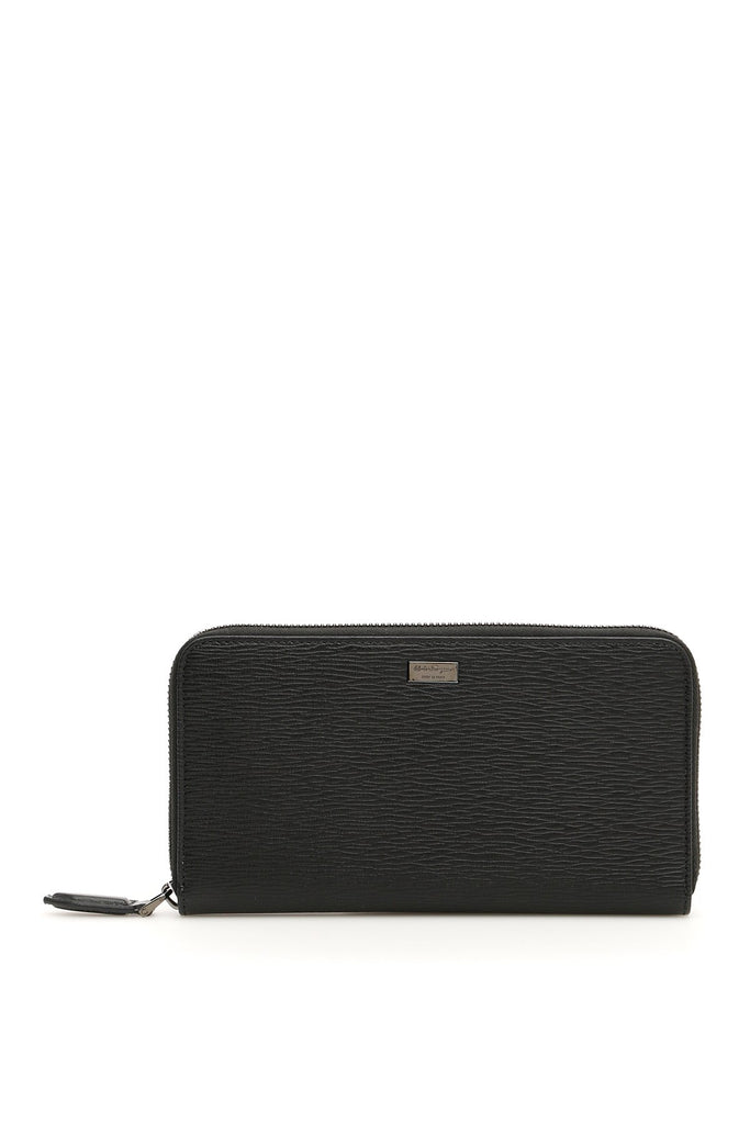 Salvatore Ferragamo Revival Zip Wallet