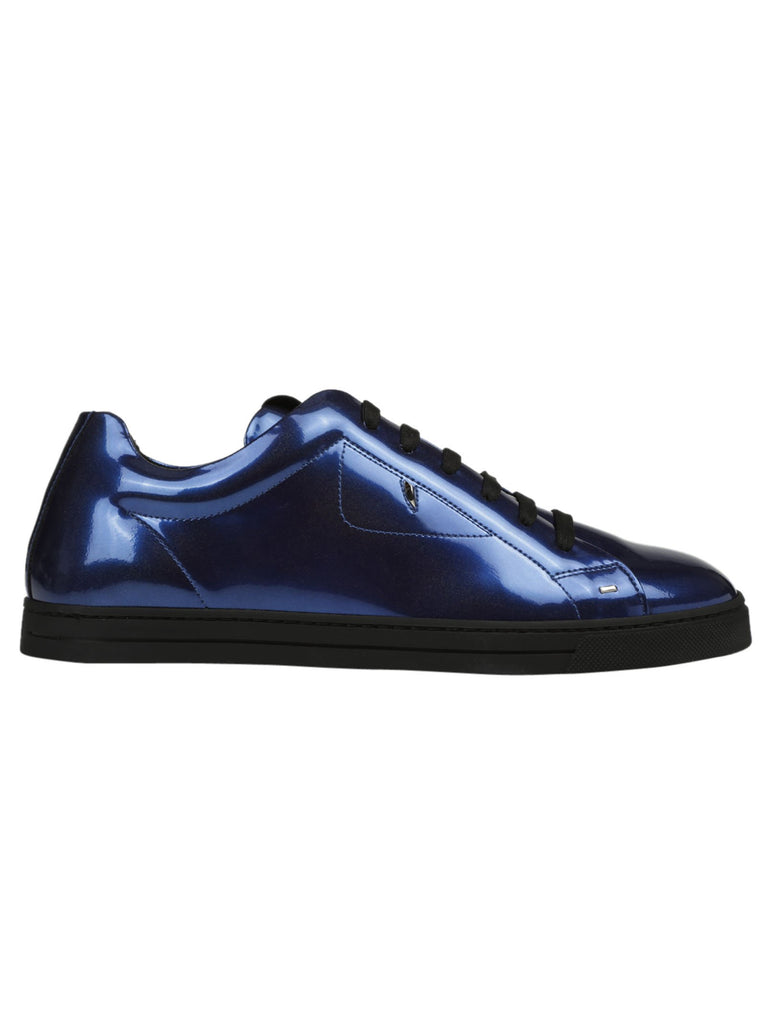 Fendi Patent Leather Sneakers