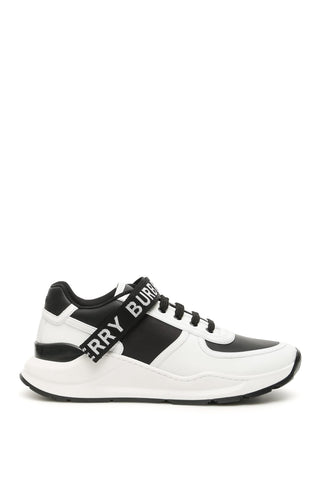 Burberry Logo Detail Sneakers