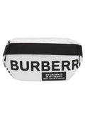 Burberry Zipped Logo Belt Bag