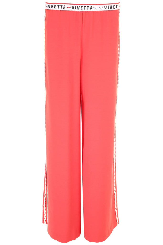 Vivetta Relaxed Wide Pants