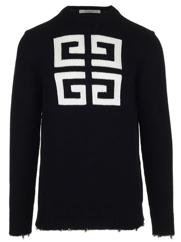 Givenchy 4G Knit Pullover