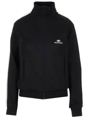 Balenciaga Zip Up Track Jacket