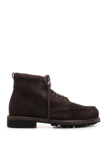 Tom Ford Cromwell Lace Up Ankle Boots