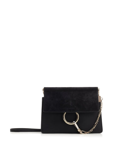 Chloé Faye Flap Over Shoulder Bag