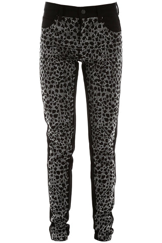Philosophy Di Lorenzo Serafini Embellished Crystal Pants